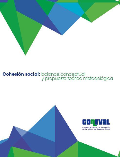 LIBRO COHESION SOCIAL